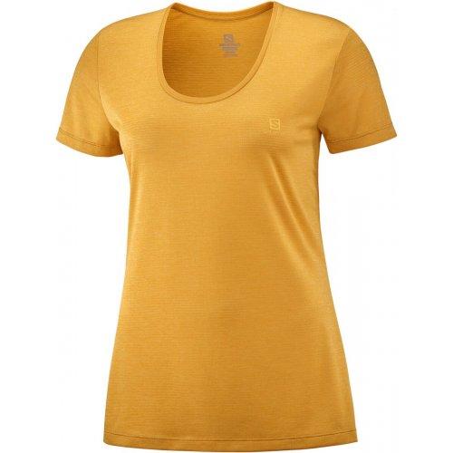 Tee-Shirt Femme S/Lab Agile Ss Tee W - Montisport.fr