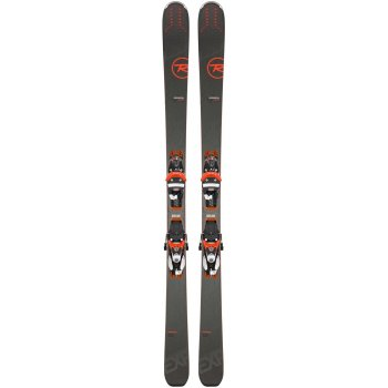 Skis Homme Rossignol Experience 88 TI + Fixations SPX 12 KONECT GW B90 Black/Orange - Montisport.fr