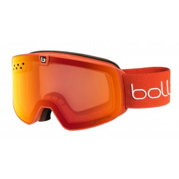Masque Mixte Bollé Nevada Neo Brick Red Matte - Montisport.fr