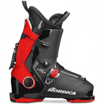 Chaussures Ski Homme Nordica HF 90 R Noir/Rouge/Anthracite - Montisport.fr