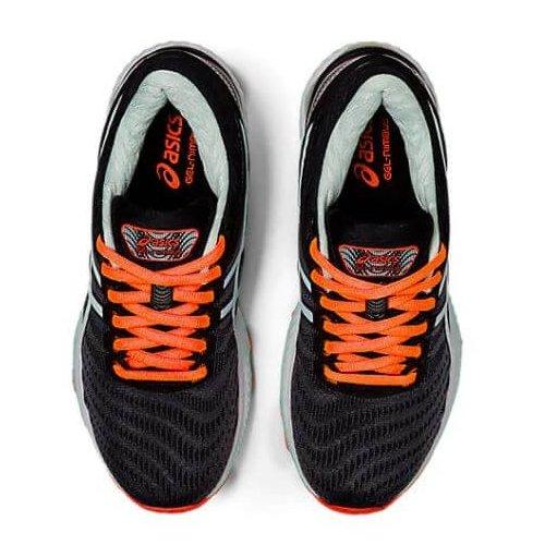 Chaussures Femme Asics Gel Nimbus 22 Black - montisport.fr