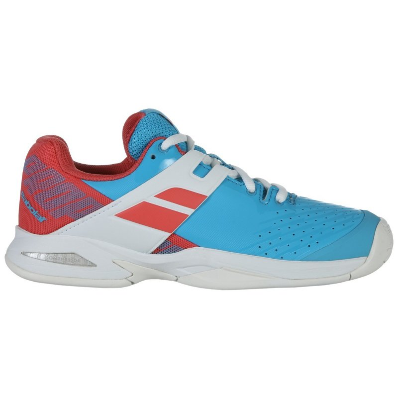 9a1fefc95fb2d Chaussures de Tennis Babolat Junior Propulse All Court Junior - 43 ...
