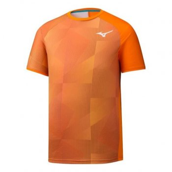 T-shirt Tennis Mizuno Shadow Graphic - Homme -Montisport.fr