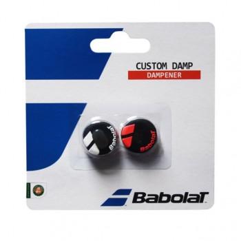 Antivibrateurs Babolat Custom camp x2  - Montisport.fr