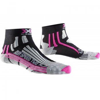 Chaussettes Femme X-Socks Run Speed Two - montisport.fr