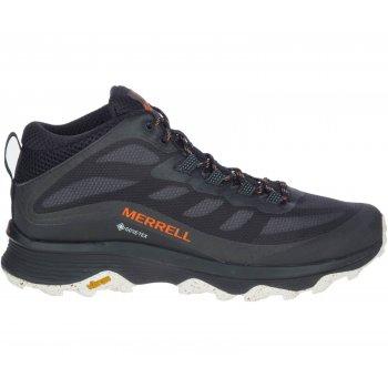 Chaussures de Randonnée Homme Merrell Moab Speed Mid GTX - montisport.fr