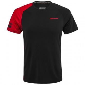 T-shirt de Tennis Babolat Performance Crew- montisport.fr