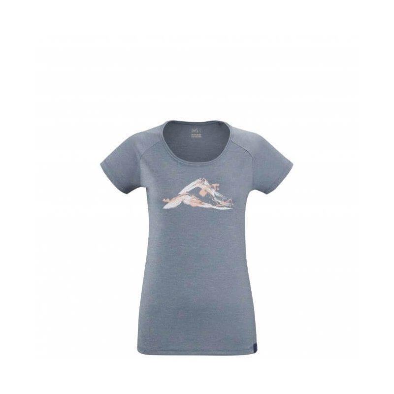 T-Shirt Femme Millet Tana TS SS - montisport.fr