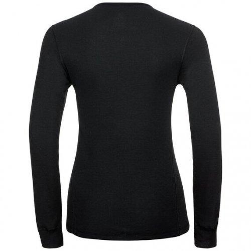 T-Shirt Manches Longues Femme Odlo Warm - montisport.fr