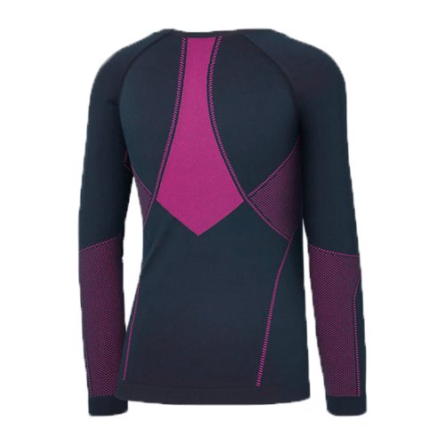 T-Shirt Femme Odlo Perf Evol Warm - montisport.fr