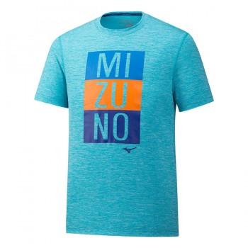 T-shirt Mizuno Impulse core - Homme - Montisport.fr