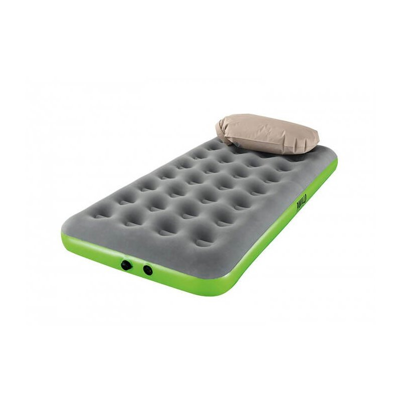 Matelas Gonflable Randonnée BestWay Airbed Twin Roll Relax - montisport.fr