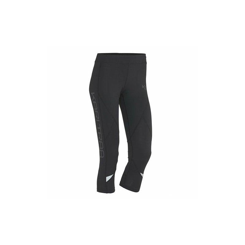 Legging Running / Trail Femme Kari-Traa Louise 3/4 Tight - montisport.fr