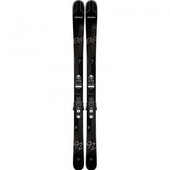 Ski Test Homme Rossignol Experience 92 TI / SPX 12 GW - montisport.fr
