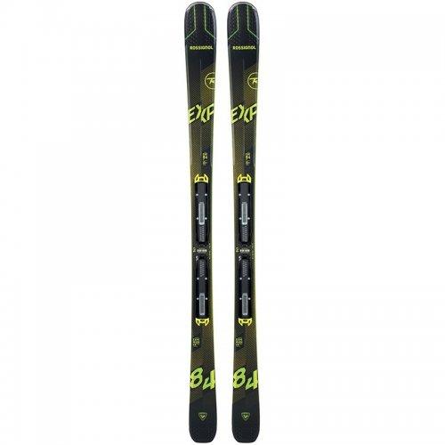 Ski Test Homme Rossignol Experience 84 AI / SPX 12 K GW - montisport.fr
