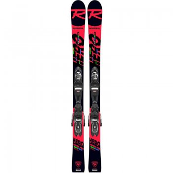 Pack Ski Junior Rossignol Hero Multi Event / Xpress Jr 7 - montisport.fr