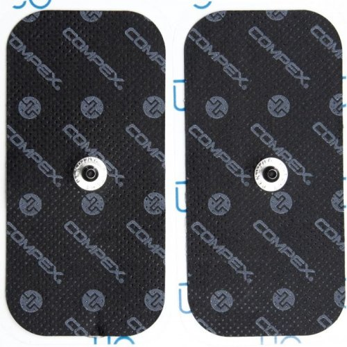 Electrodes Compex Snaps 5X10 1 Snap - montisport.fr