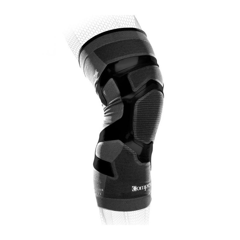 Orthèse de genou Compex Trizone Knee Gauche/Droit-www.montisport.fr