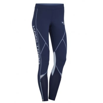Face avant Collant Femme Kari Traa Louise Tight - Montisport.fr