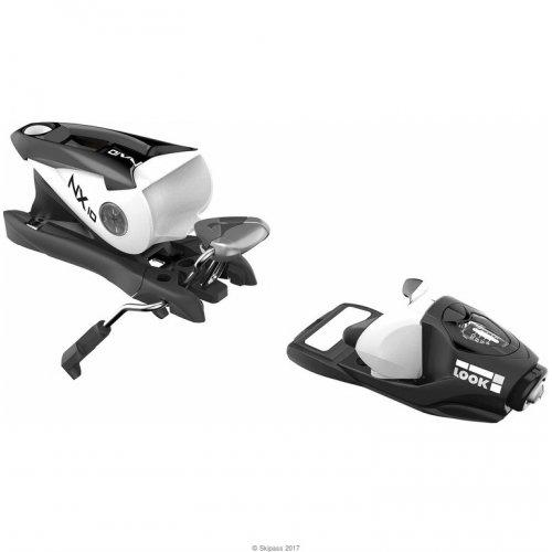 Ski Junior Scratch Pro + Fixation Nx Jr 10 B83 Black/White - montisport.fr