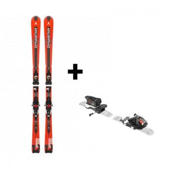 Ski Homme Speed Zone 12 Ti (Konect) + Fixation Nx 12 Konect Dual B80 Bk/Icon - montisport.fr