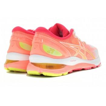 Chaussures Asics GEL NIMBUS 21 Shine femme - www.montisport.fr