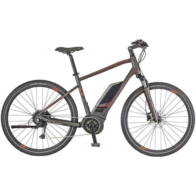 vélo électrique E-SUB  cross 20 scott montisport.fr