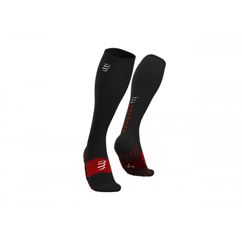 Chaussettes de compression Compressport Recovery - www.montisport.fr